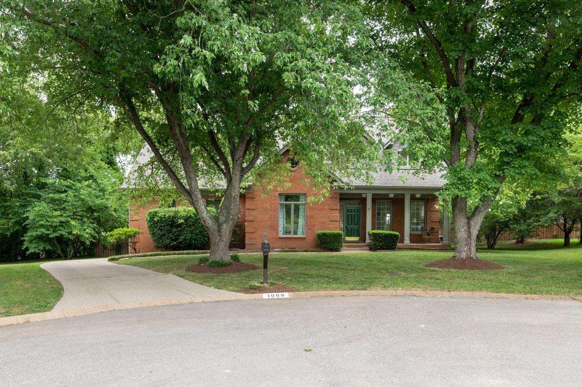 1008 Manor Ct, Brentwood, TN 37027 - MLS#: 2265384