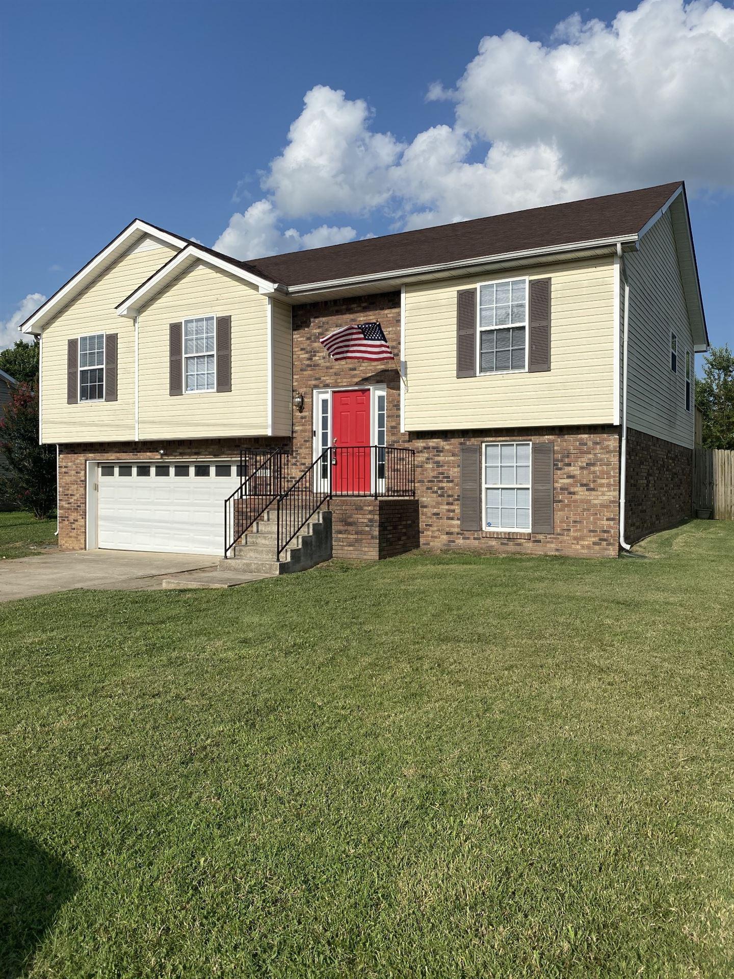 3393 Dresden Way, Clarksville, TN 37042 - MLS#: 2272384