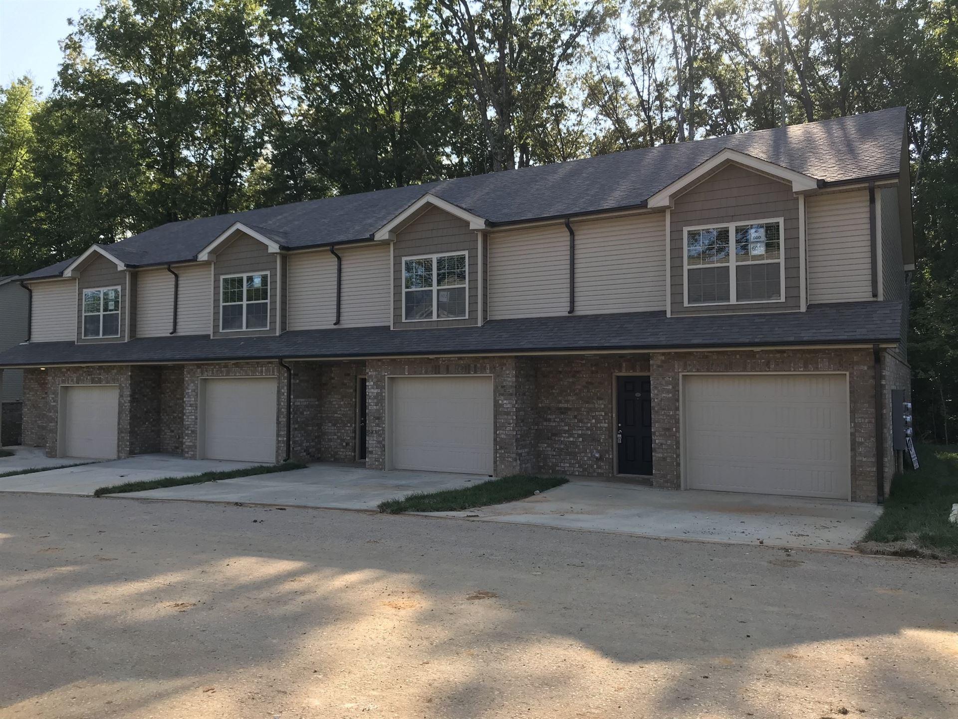 135 Country Lane Unit 604, Clarksville, TN 37043 - MLS#: 2178386