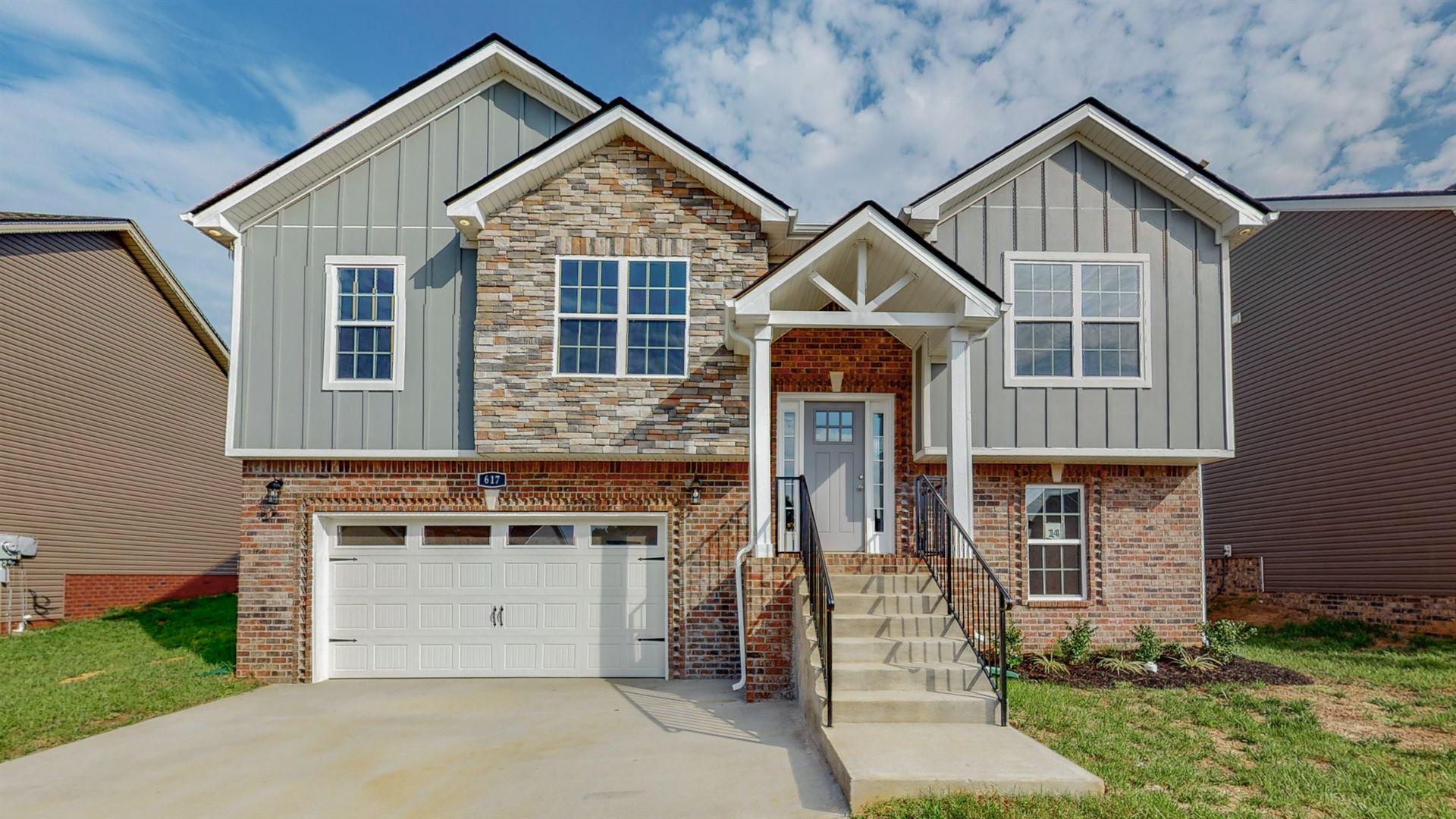 14 Charleston Oaks, Clarksville, TN 37042 - MLS#: 2255387
