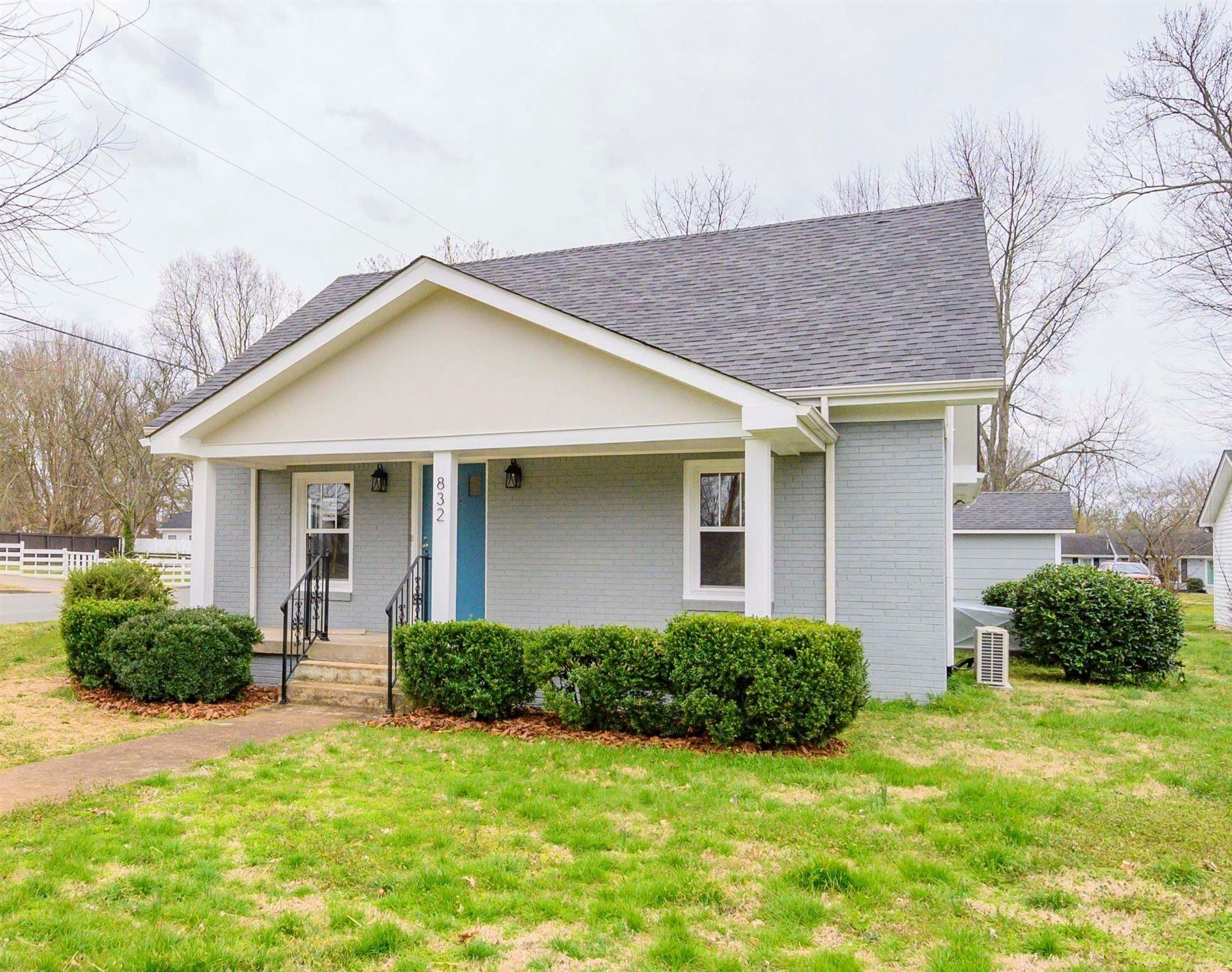 832 E Castle St, Murfreesboro, TN 37130 - MLS#: 2170390