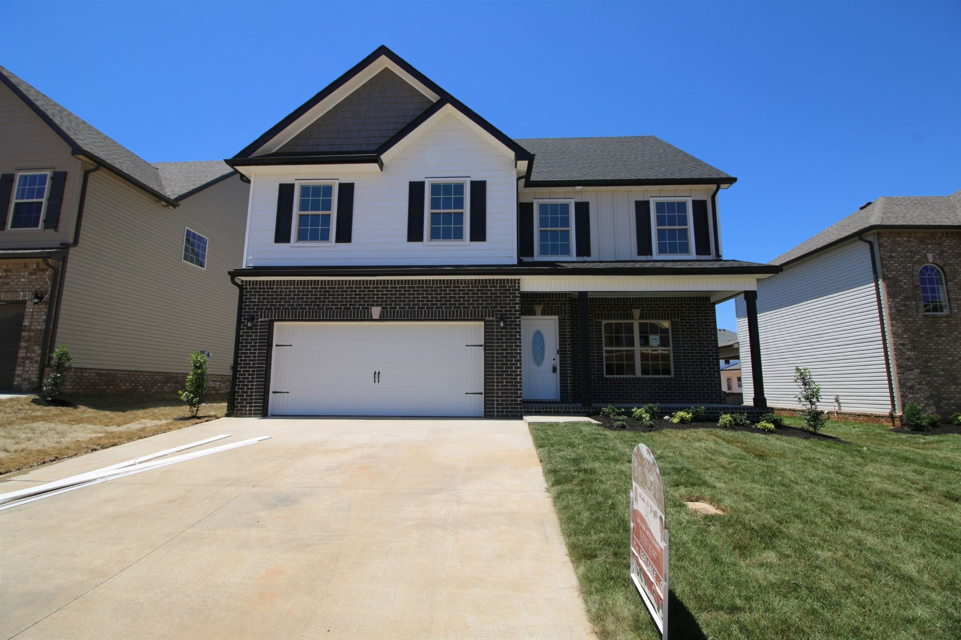 140 Charleston Oaks, Clarksville, TN 37042 - MLS#: 2230392
