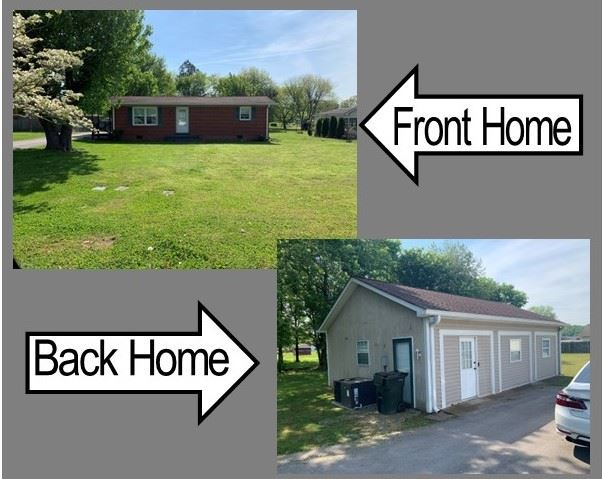 2011 Carter St #A & B, Westmoreland, TN 37186 - MLS#: 2256396