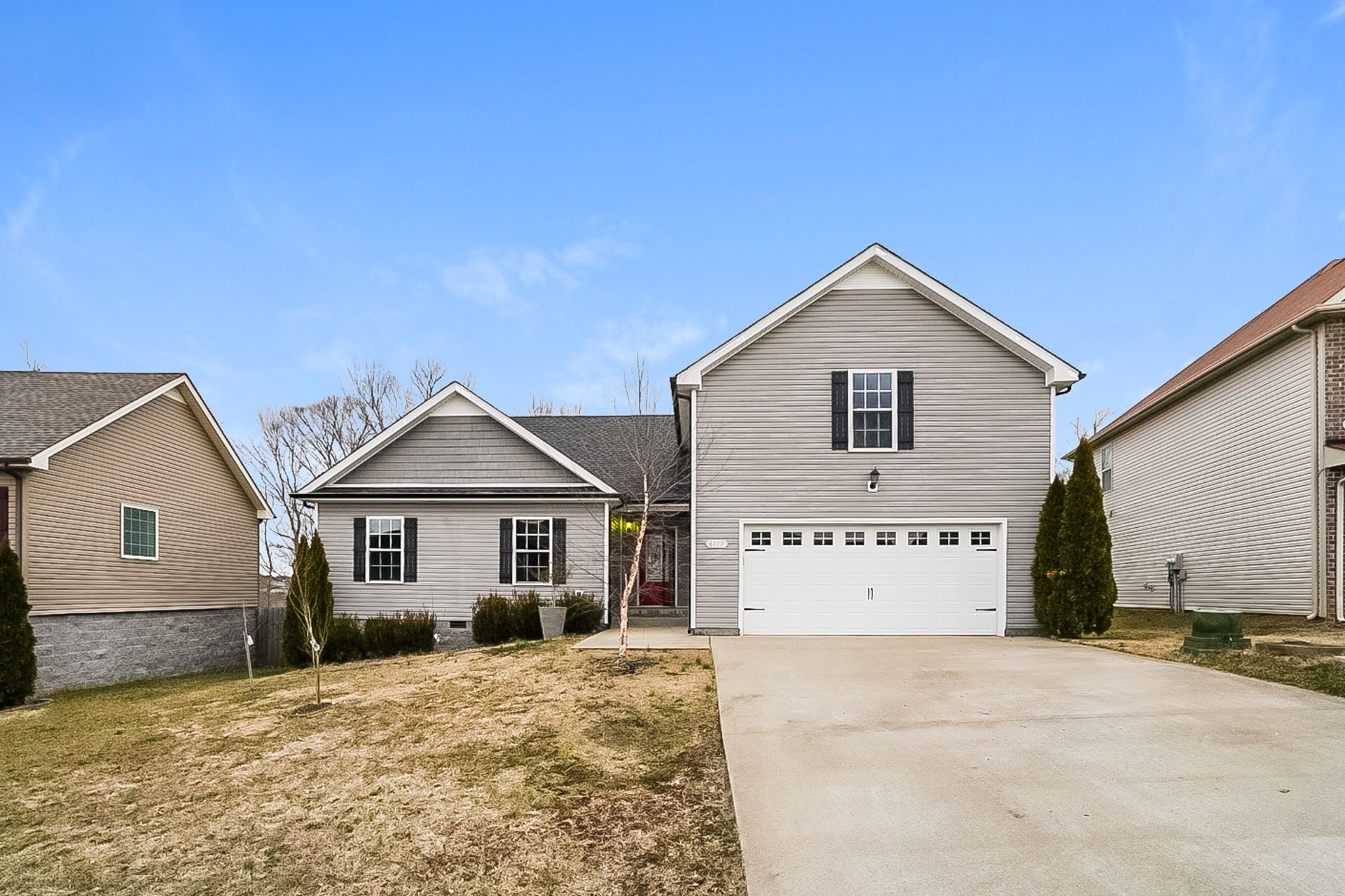 117 Irishman Way, Clarksville, TN 37042 - MLS#: 2231397