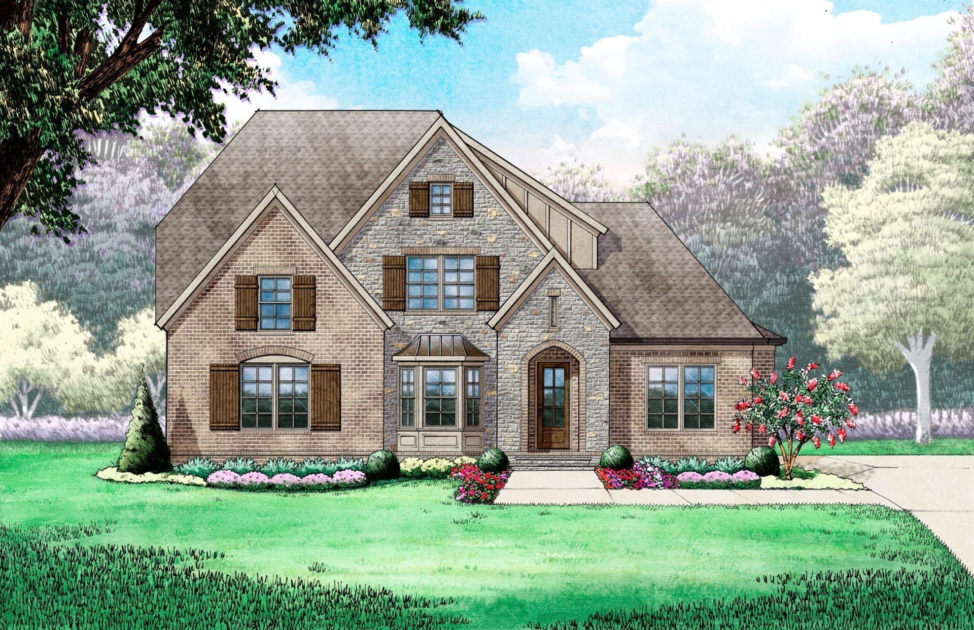 Photo of 7040 Big Oak Lane Lot 106, Nolensville, TN 37135 (MLS # 2216398)