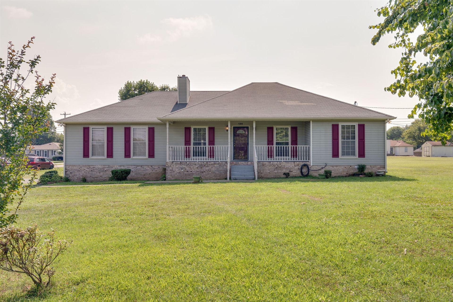 508 Rutherford Ln, Columbia, TN 38401 - MLS#: 2272400