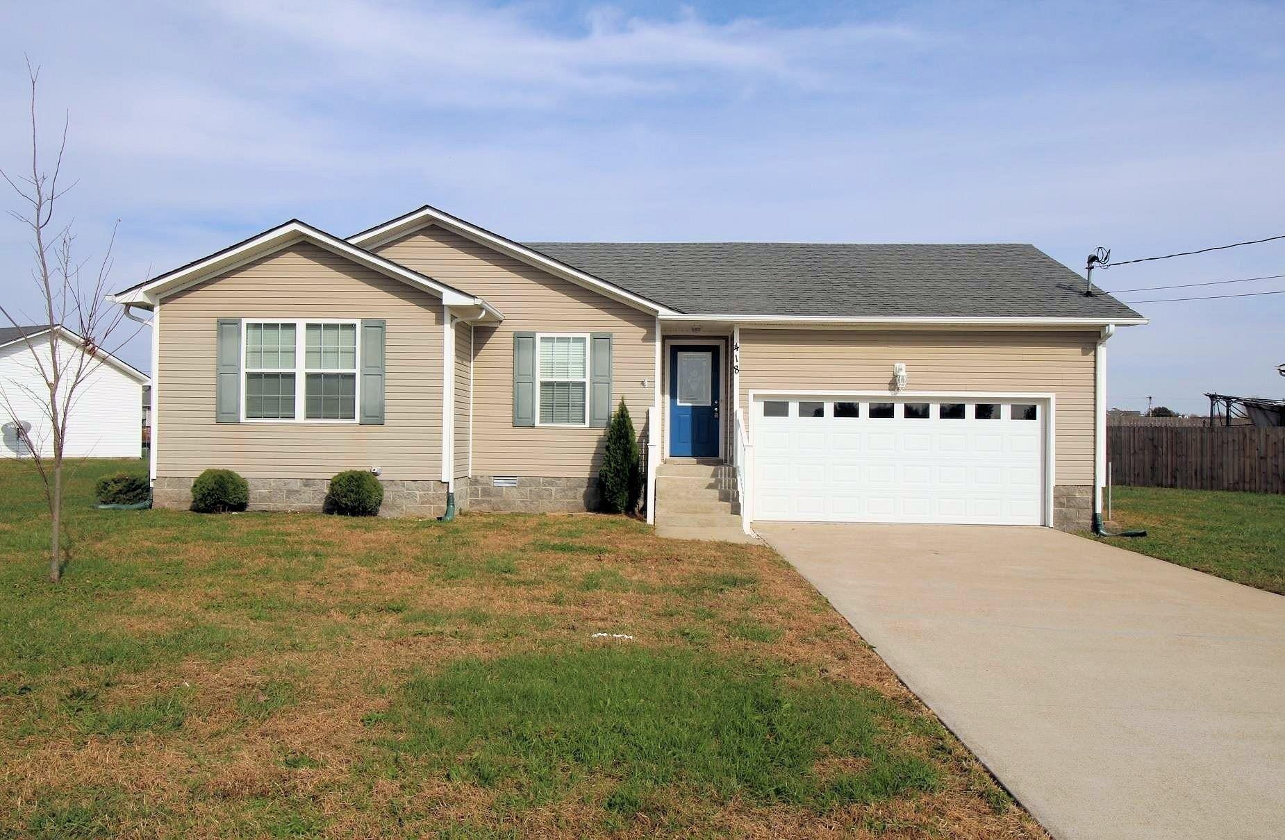 418 FILMORE RD, Oak Grove, KY 42262 - MLS#: 2293400