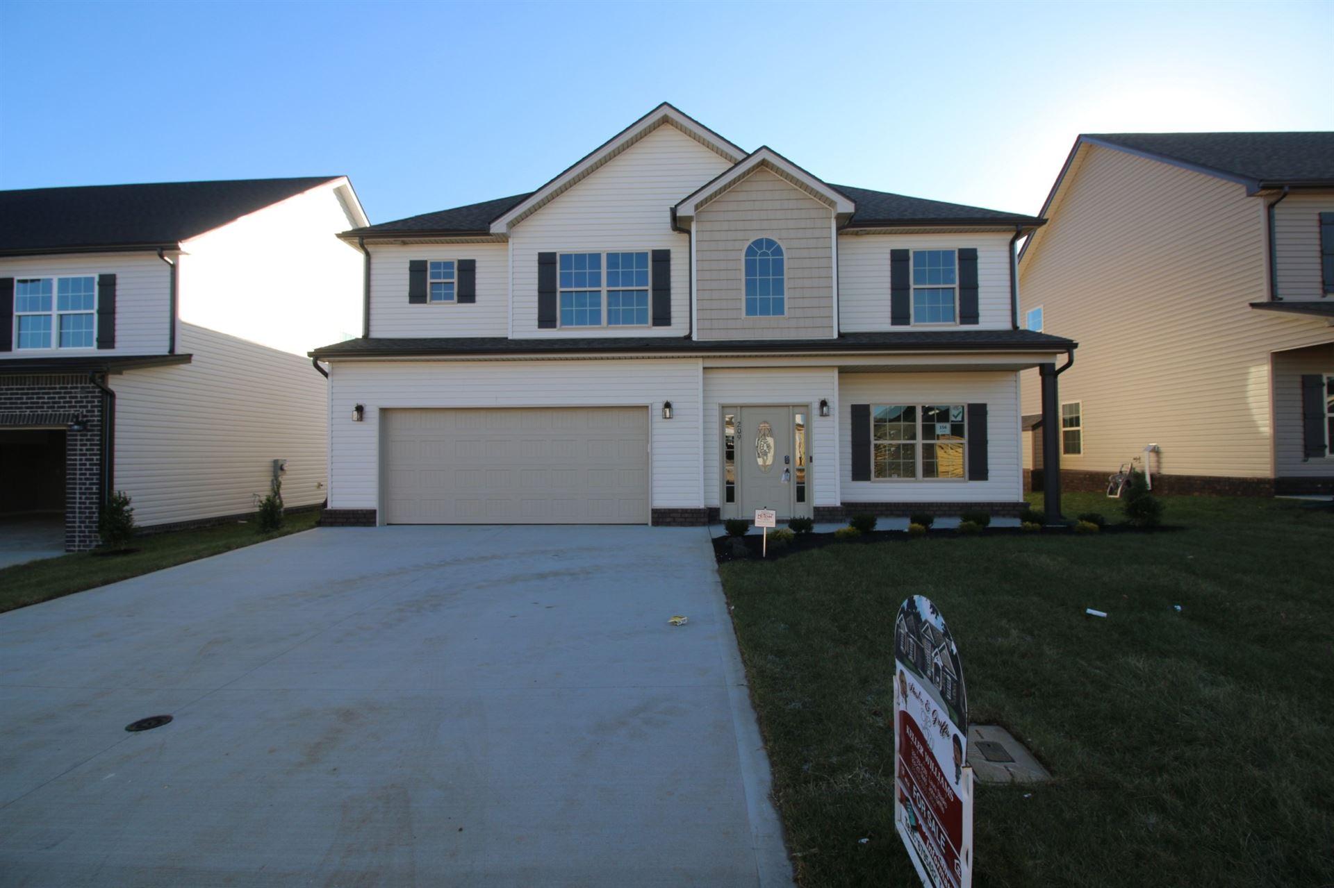 156 Mills Creek, Clarksville, TN 37042 - MLS#: 2291402