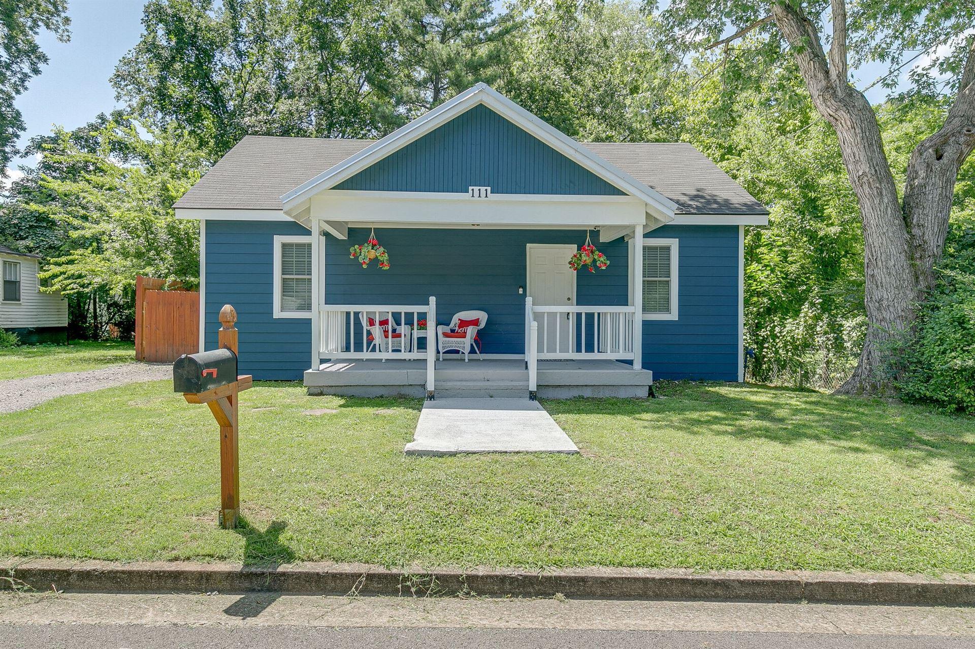 111 W Oak St, Murfreesboro, TN 37130 - MLS#: 2177404