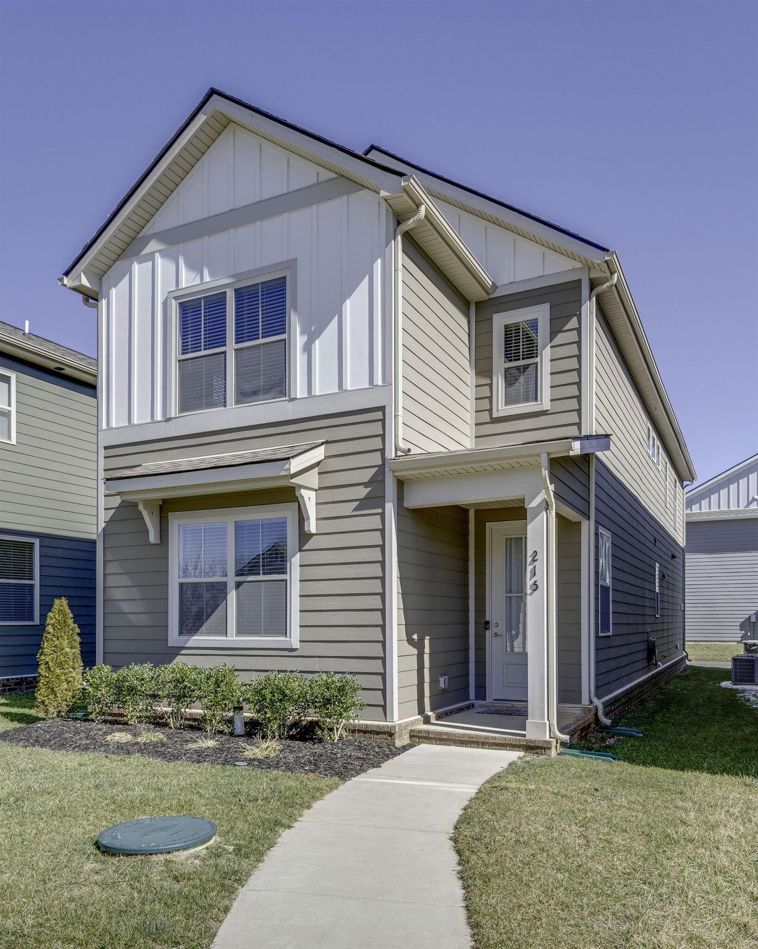 215 Manor Row, Pleasant View, TN 37146 - MLS#: 2229404