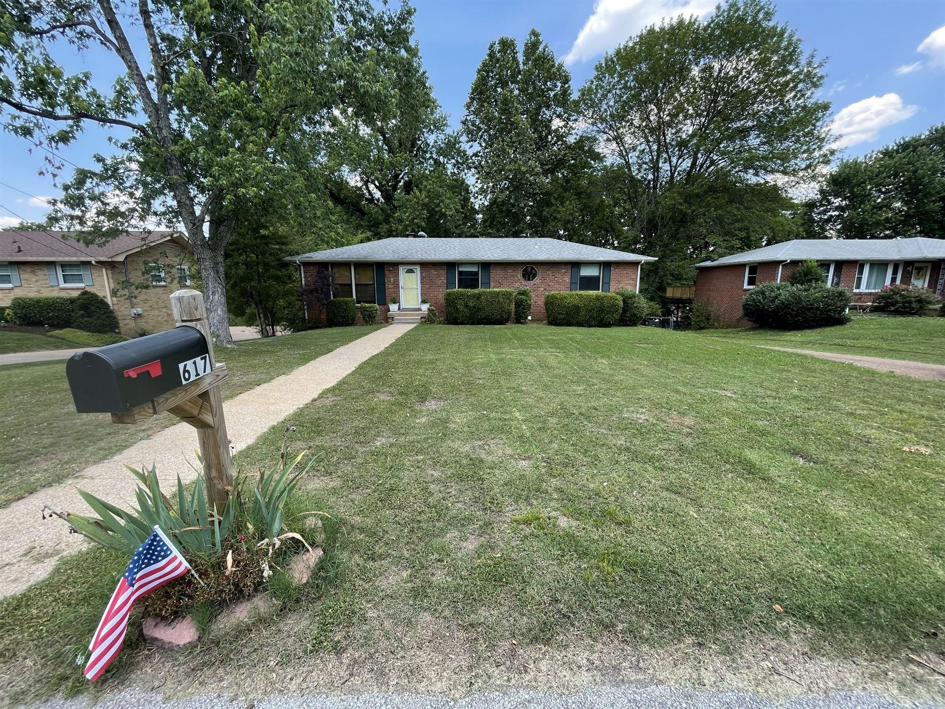 617 Albany Dr, Hermitage, TN 37076 - MLS#: 2264405