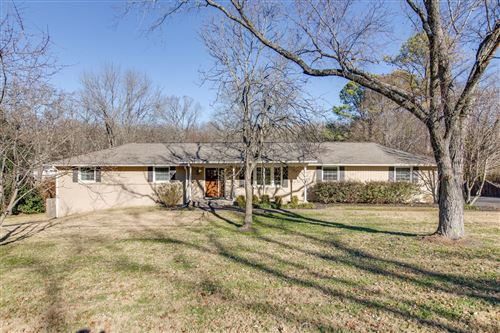 Photo of 6736 Currywood Drive, Nashville, TN 37205 (MLS # 2106408)