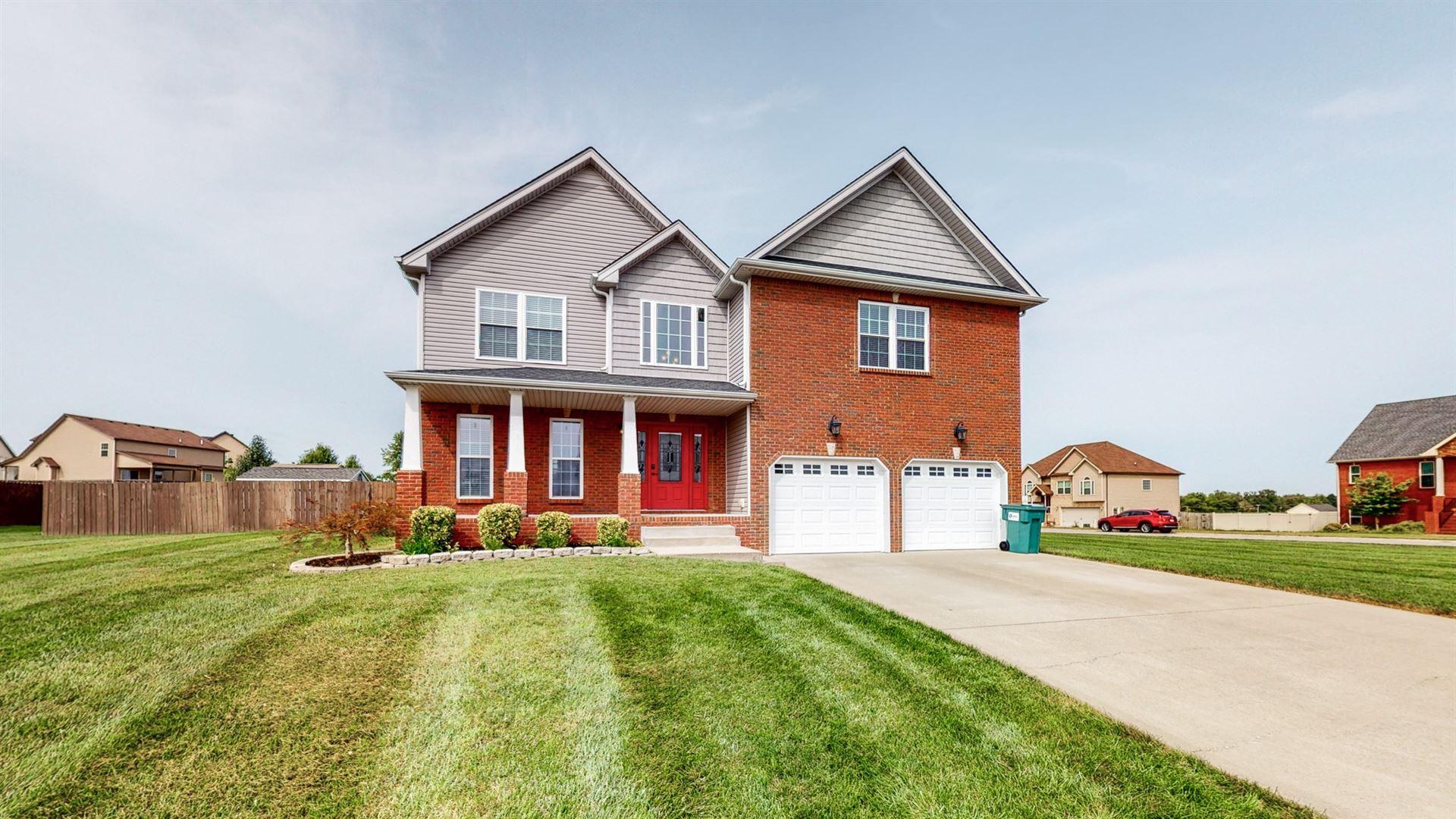 1808 Autumnwood Blvd, Clarksville, TN 37042 - MLS#: 2190409