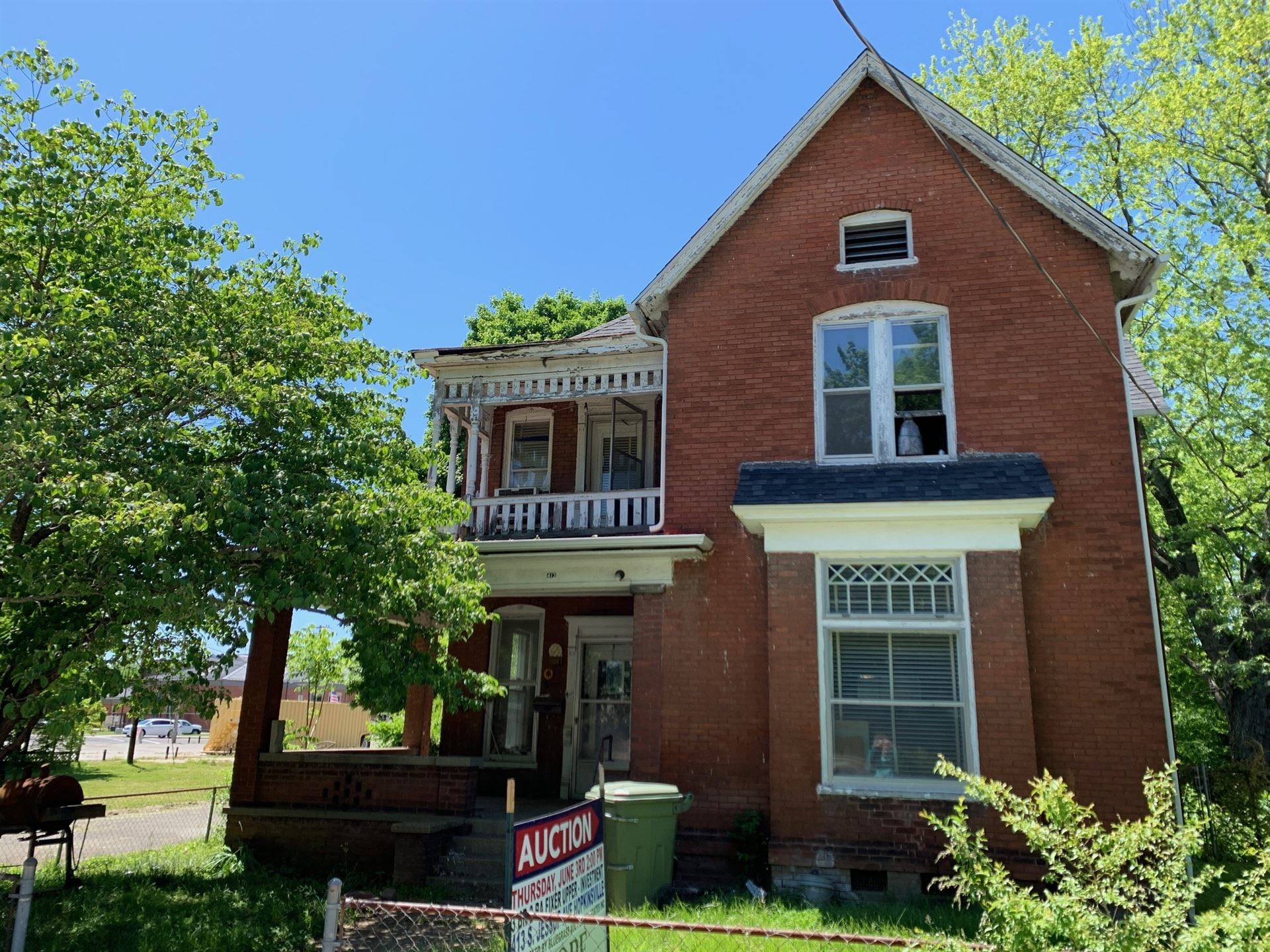 413 S Jessup Ave, Hopkinsville, KY 42240 - MLS#: 2253409