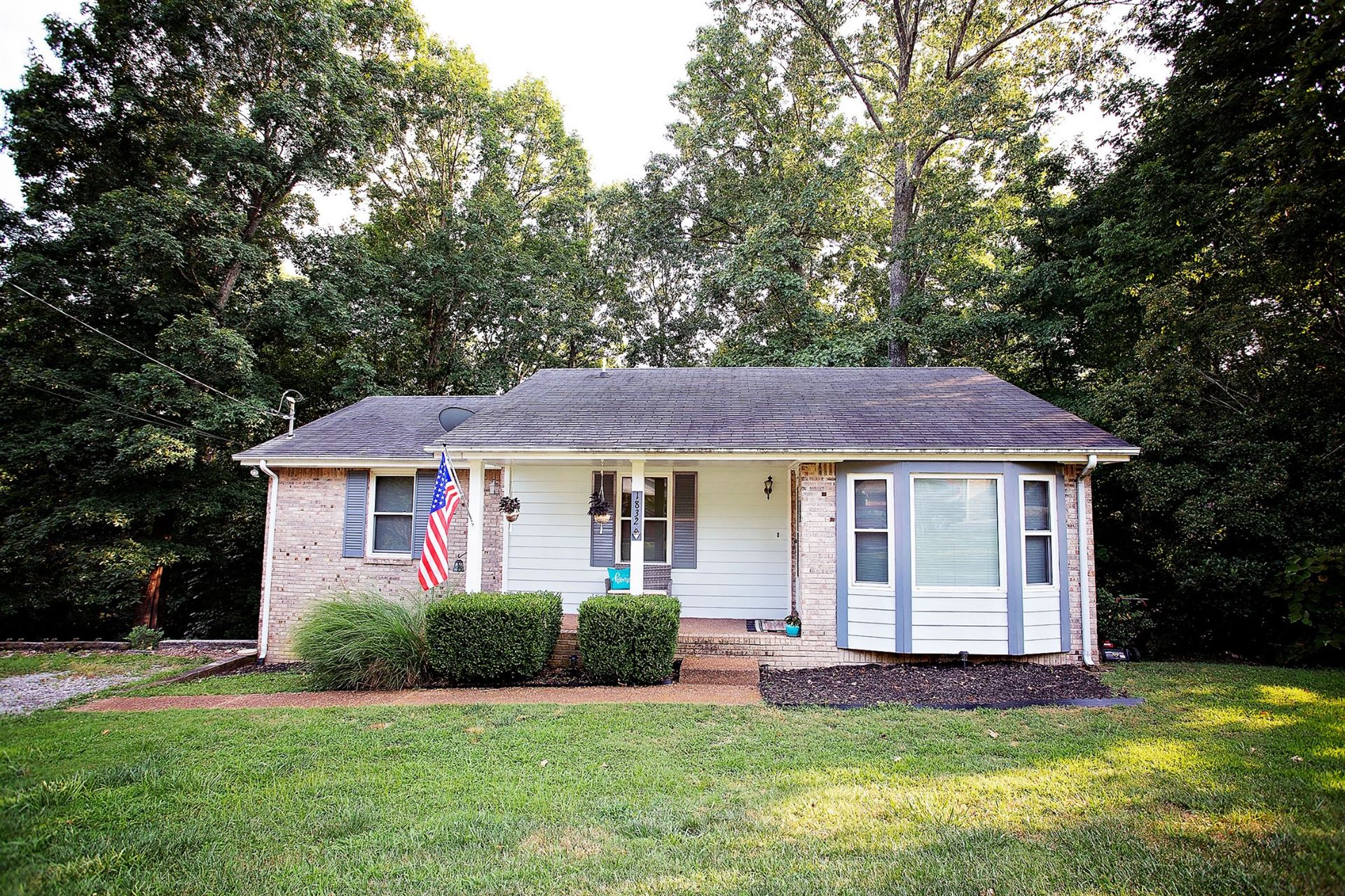 1832 Winding Way Dr, White House, TN 37188 - MLS#: 2278409