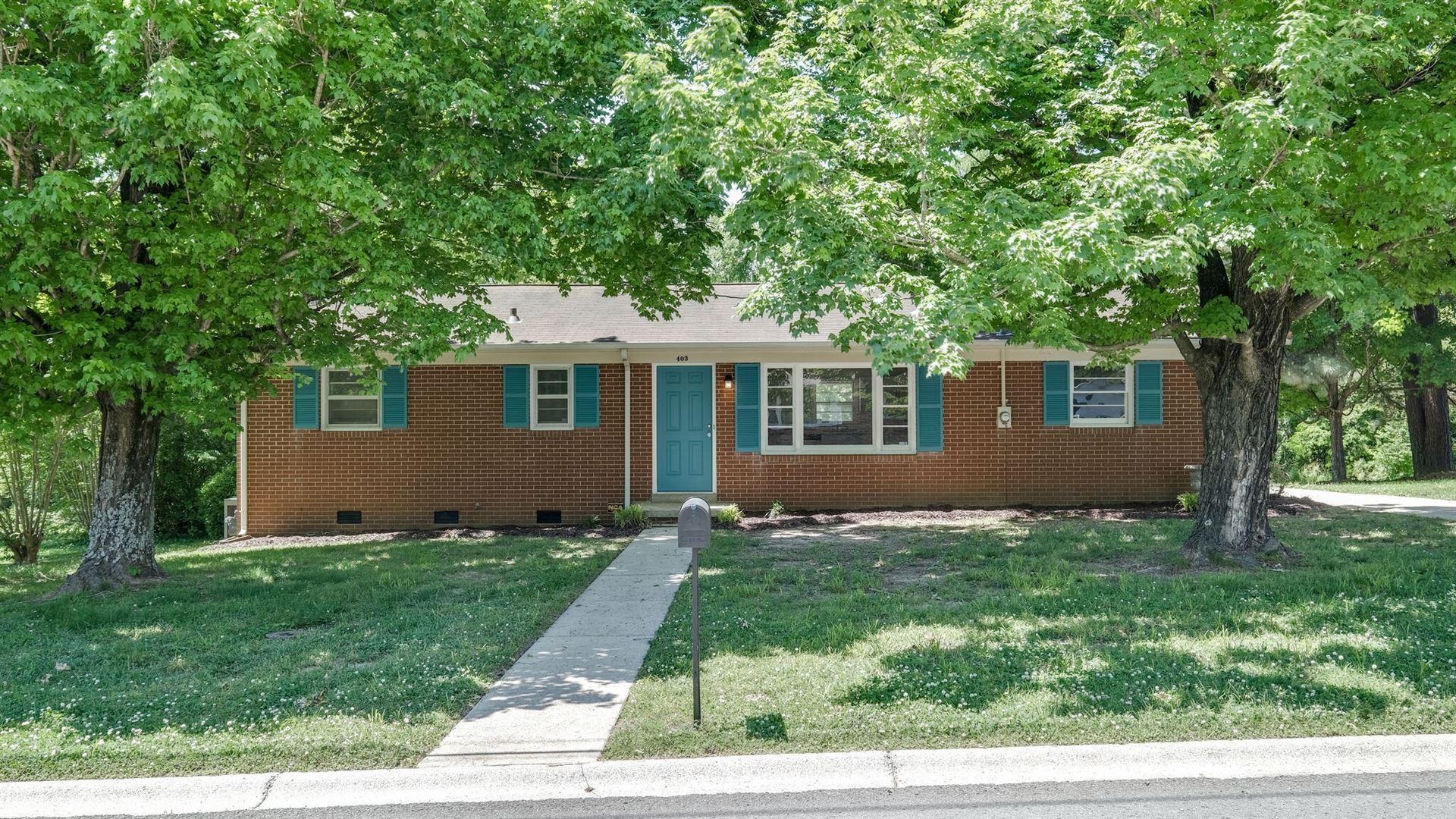 403 Shoma Dr, Shelbyville, TN 37160 - MLS#: 2254410
