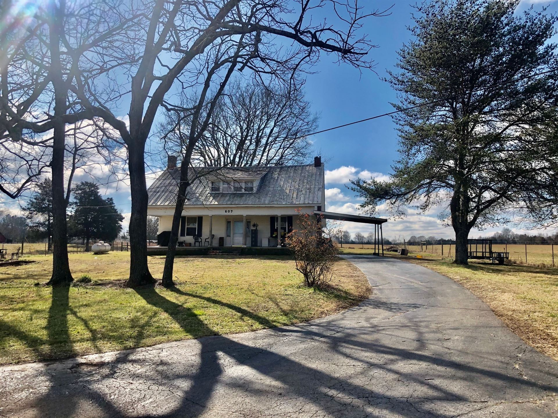 607 Old Columbia Rd, Unionville, TN 37180 - MLS#: 2224411