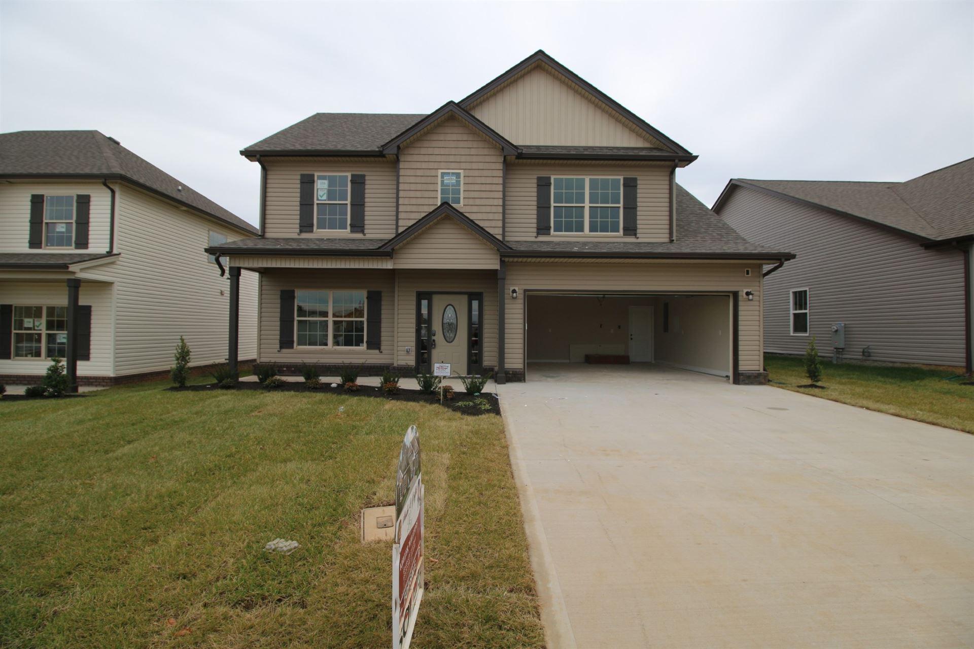155 Mills Creek, Clarksville, TN 37042 - MLS#: 2289411