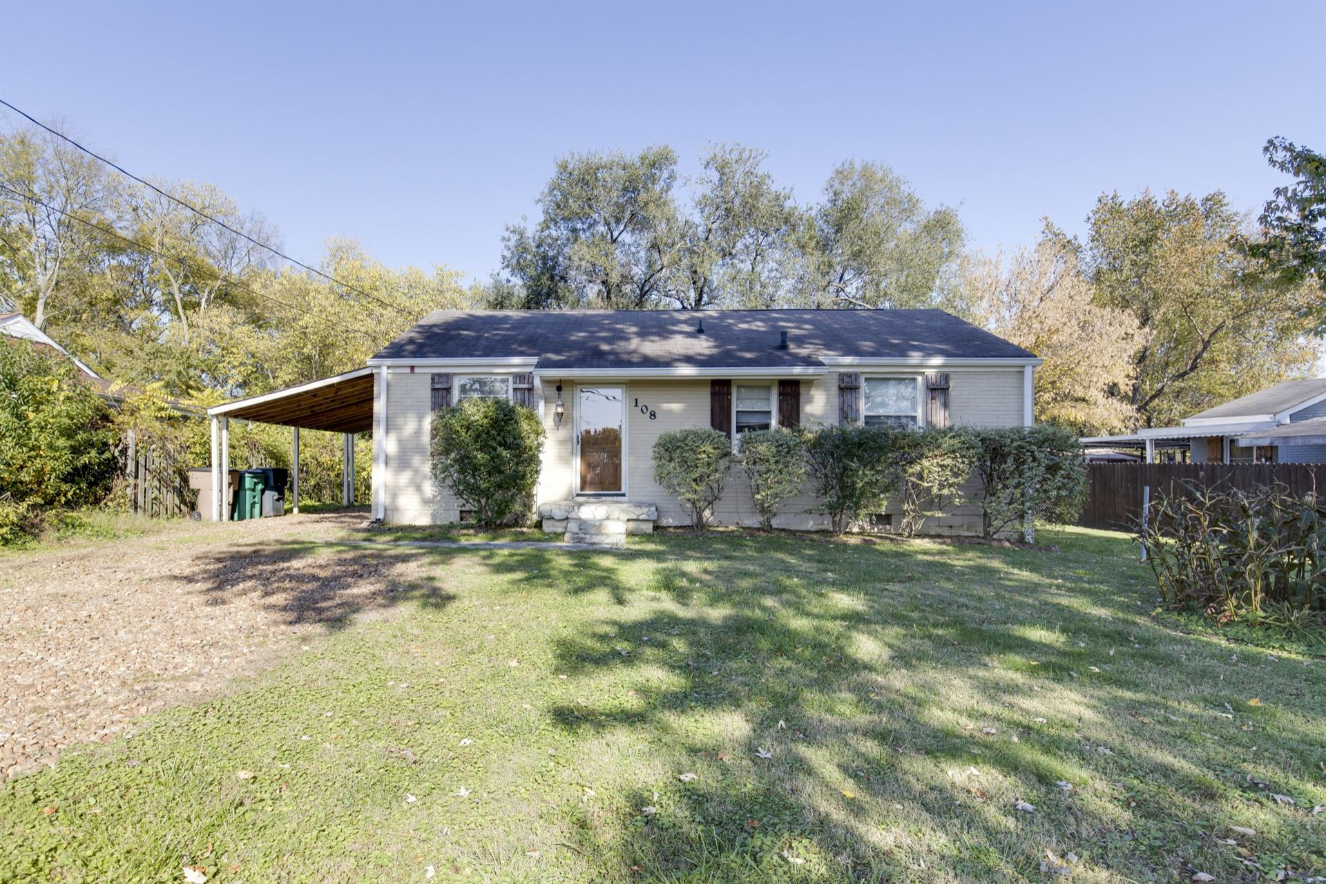 108 Stirton Rd, Nashville, TN 37210 - MLS#: 2205412