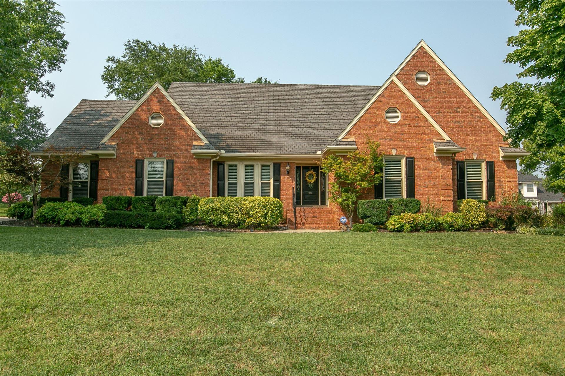 911 Scepter Drive, Murfreesboro, TN 37129 - MLS#: 2275412
