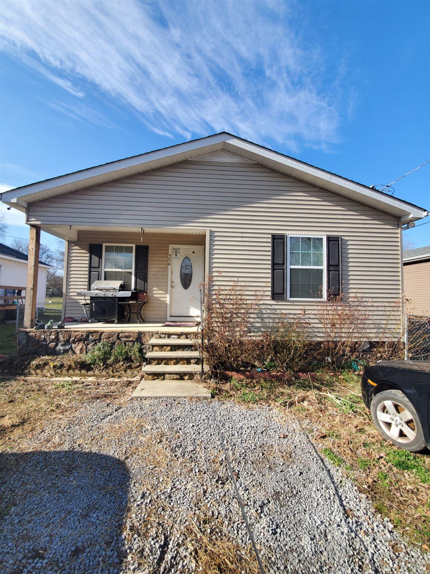 506 Wheeler St, Tullahoma, TN 37388 - MLS#: 2227415