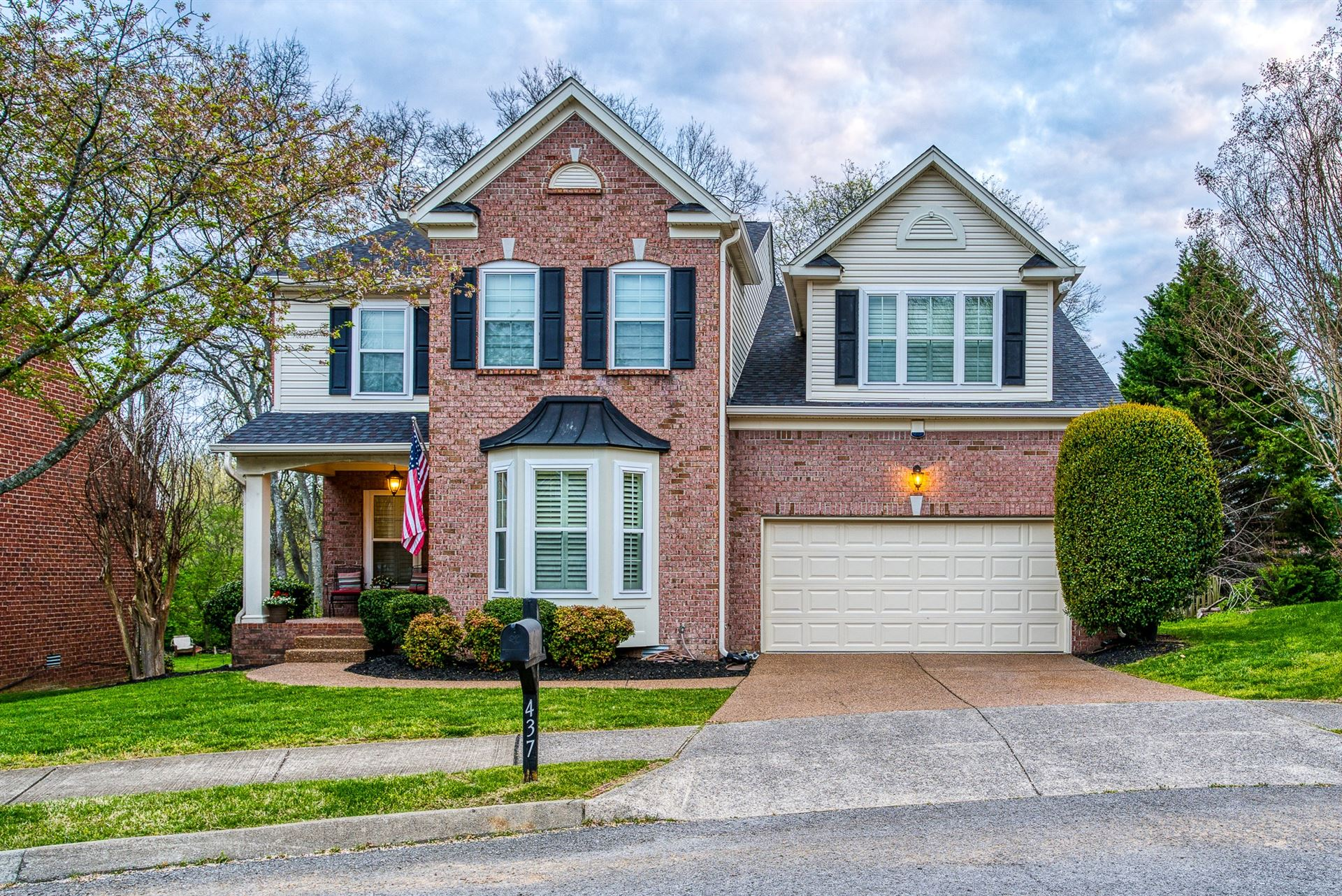 Photo of 437 William Wallace Dr, Franklin, TN 37064 (MLS # 2242416)
