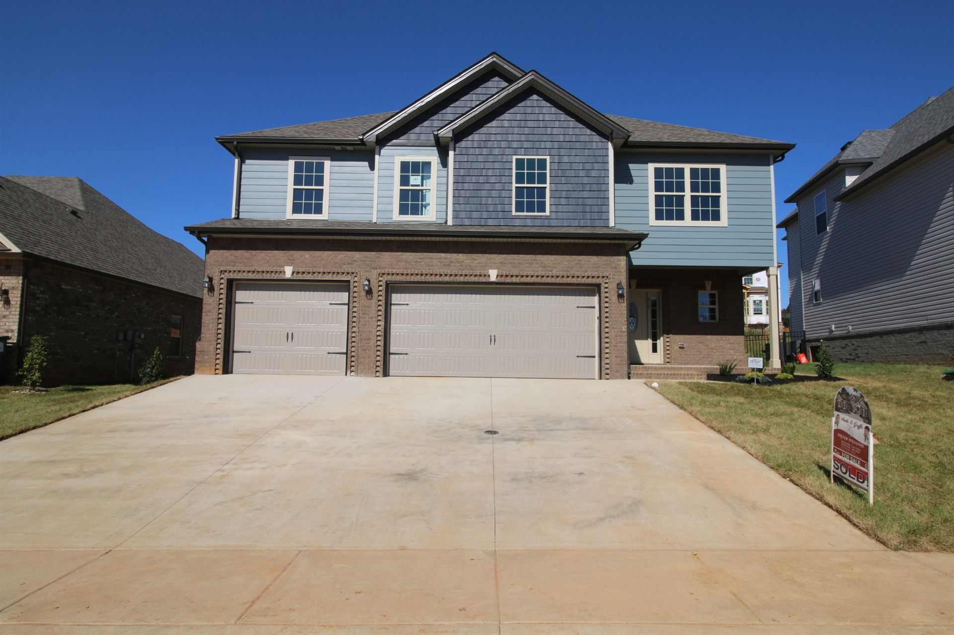 187 Charleston Oaks Reserves, Clarksville, TN 37042 - MLS#: 2235418