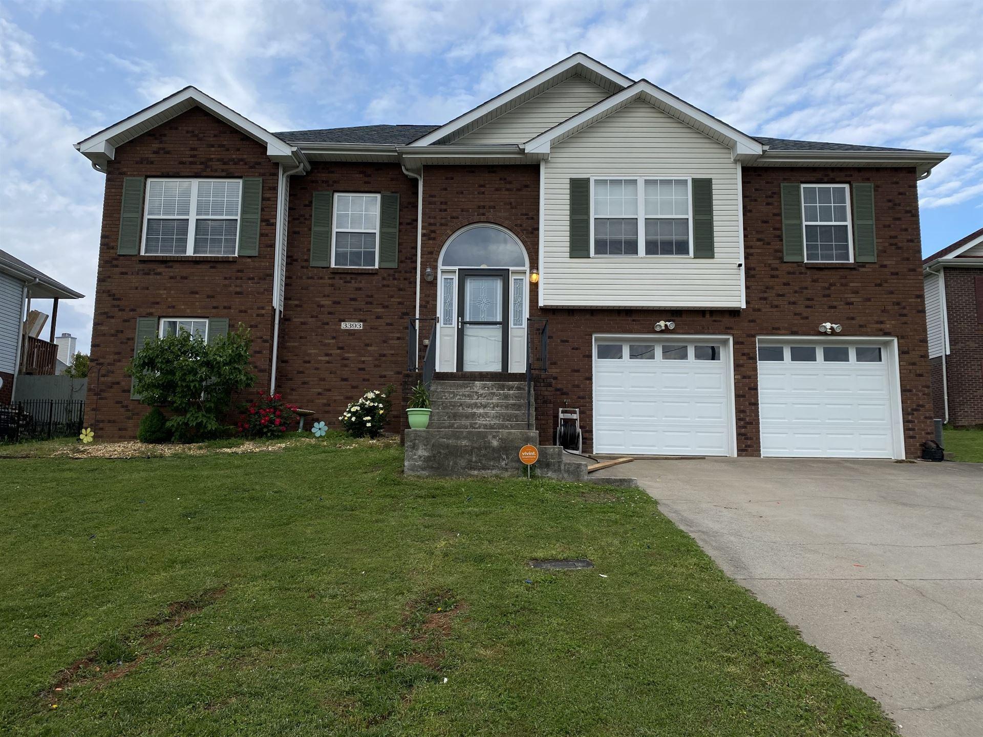 3393 Quicksilver Ct, Clarksville, TN 37042 - MLS#: 2251418