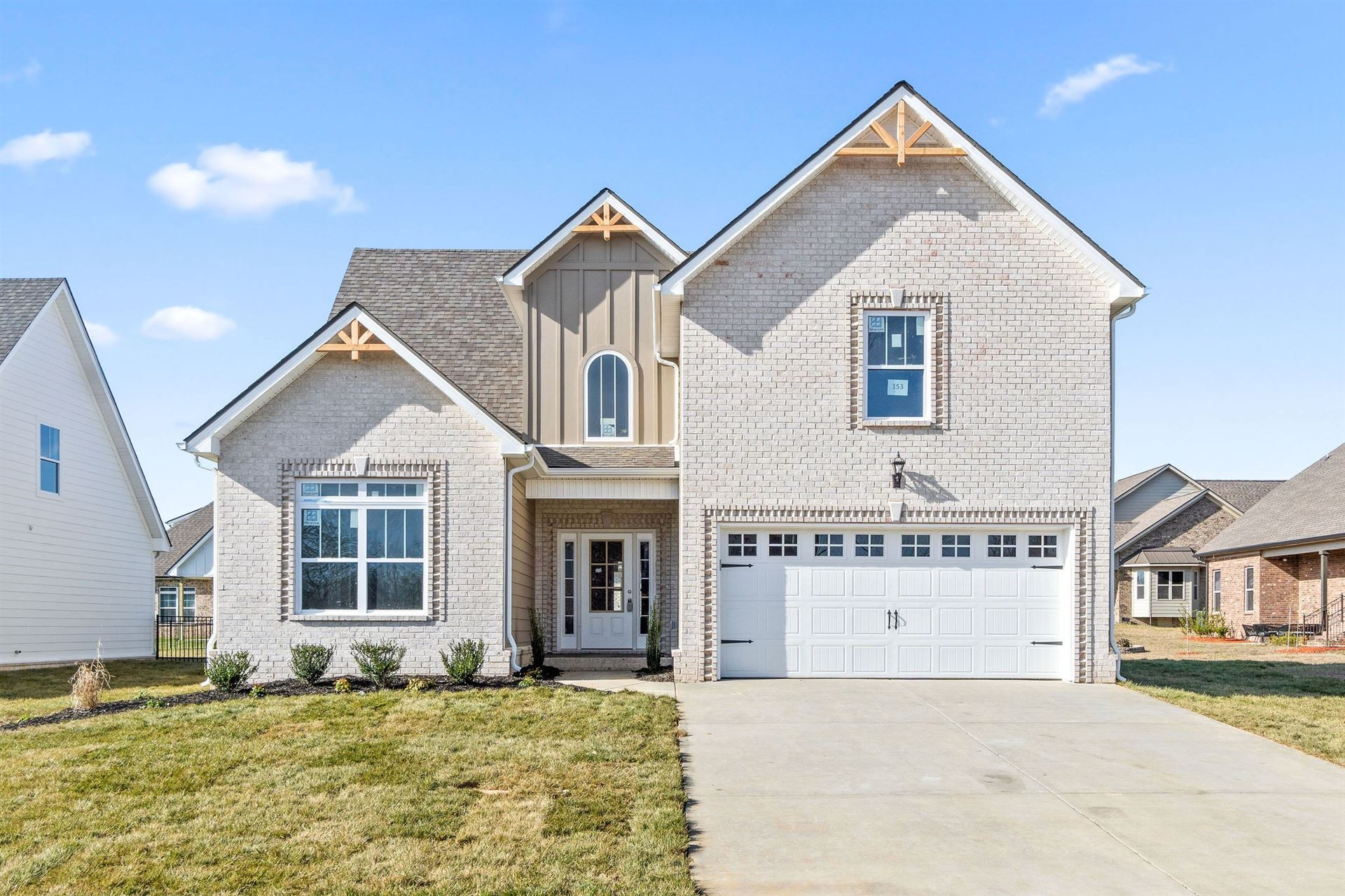 153 Hereford Farms, Clarksville, TN 37043 - MLS#: 2201419