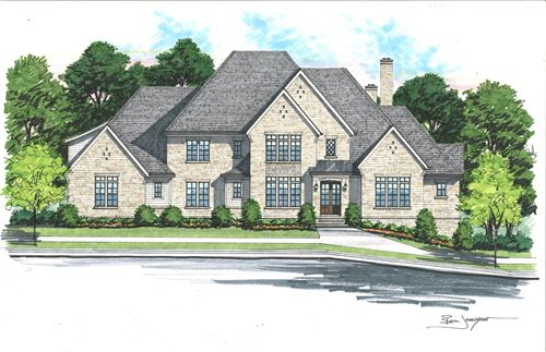 Photo of 9275 Fordham Dr, Brentwood, TN 37027 (MLS # 2159422)