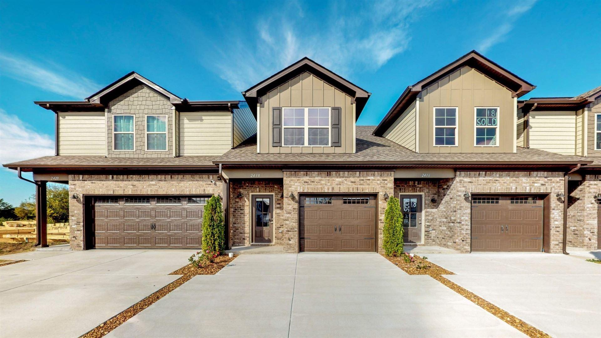 4108 Suntropic Ln - Lot 40, Murfreesboro, TN 37127 - MLS#: 2186423
