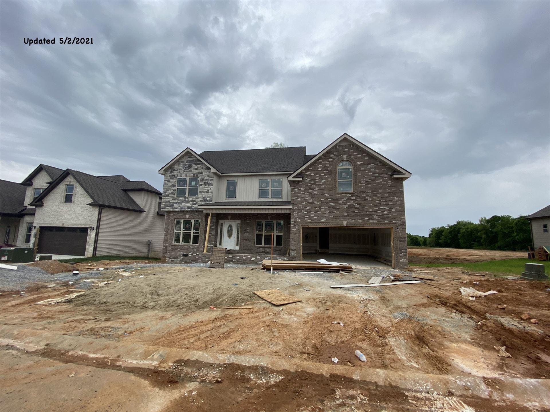 227 Griffey Estates Lot 227, Clarksville, TN 37042 - MLS#: 2209424