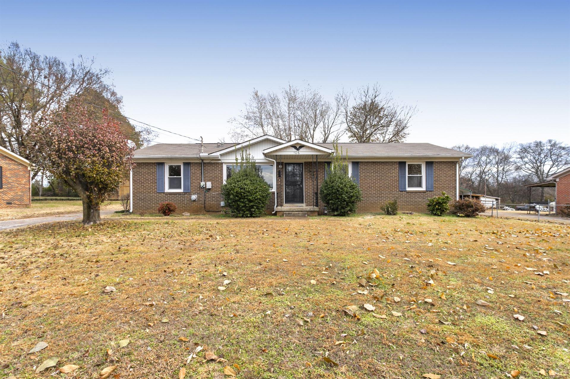 106 Oak Park Dr, Columbia, TN 38401 - MLS#: 2213424