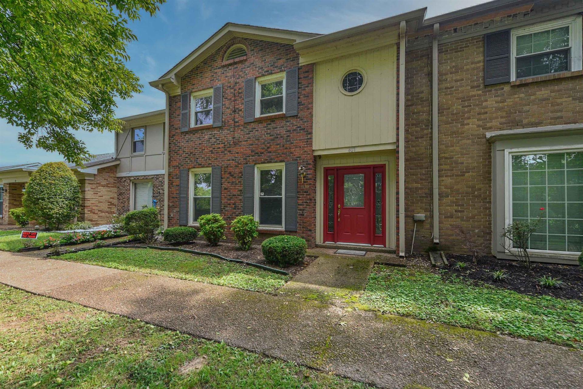 407 Plantation Ct, Nashville, TN 37221 - MLS#: 2274426