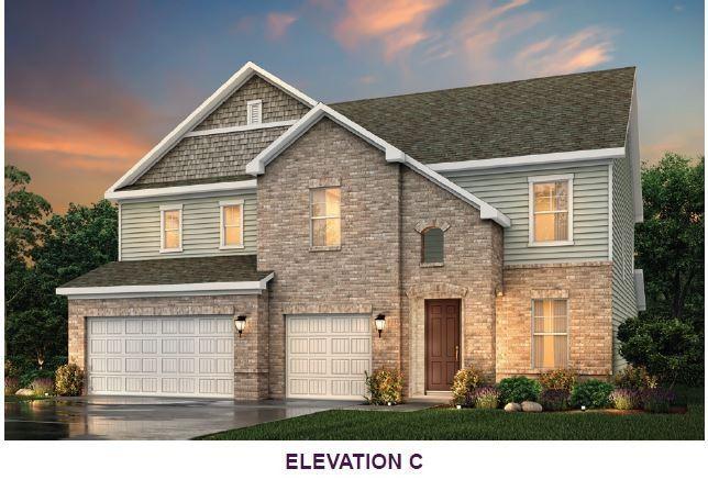 423 Buxton Court (Lot 393), Murfreesboro, TN 37128 - MLS#: 2255430