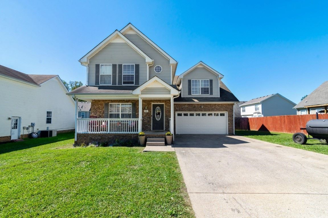 1564 Tylertown Rd, Clarksville, TN 37040 - MLS#: 2292431