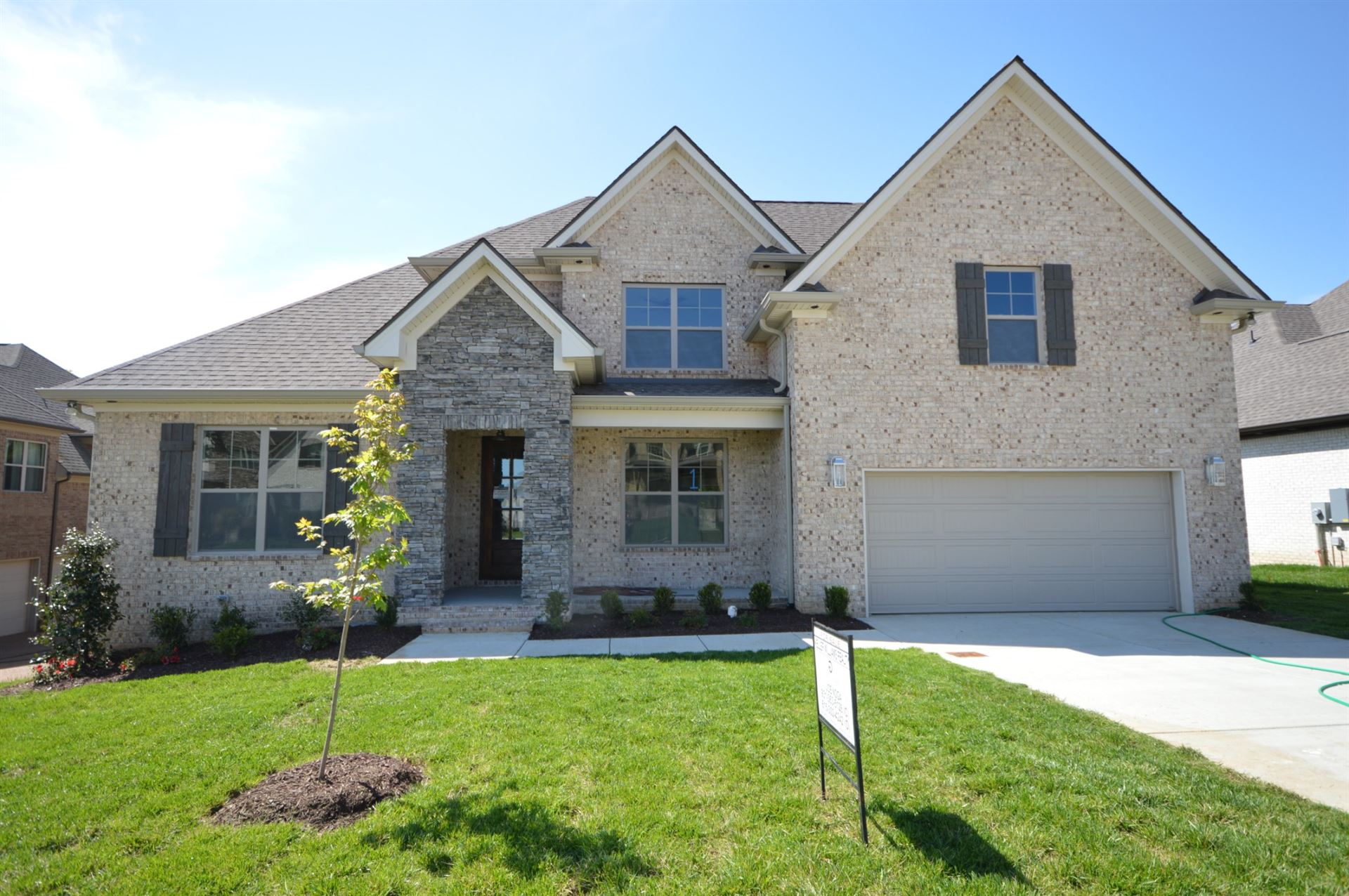 Photo of 4071 Miles Johnson Pkwy (1), Spring Hill, TN 37174 (MLS # 2114434)