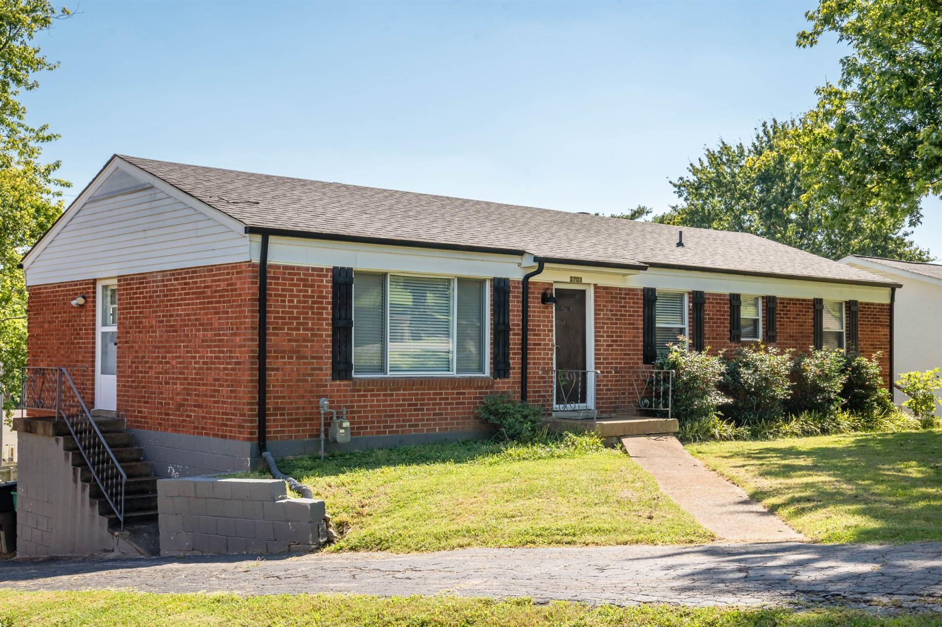 2703 Hody Dr, Nashville, TN 37206 - MLS#: 2295435