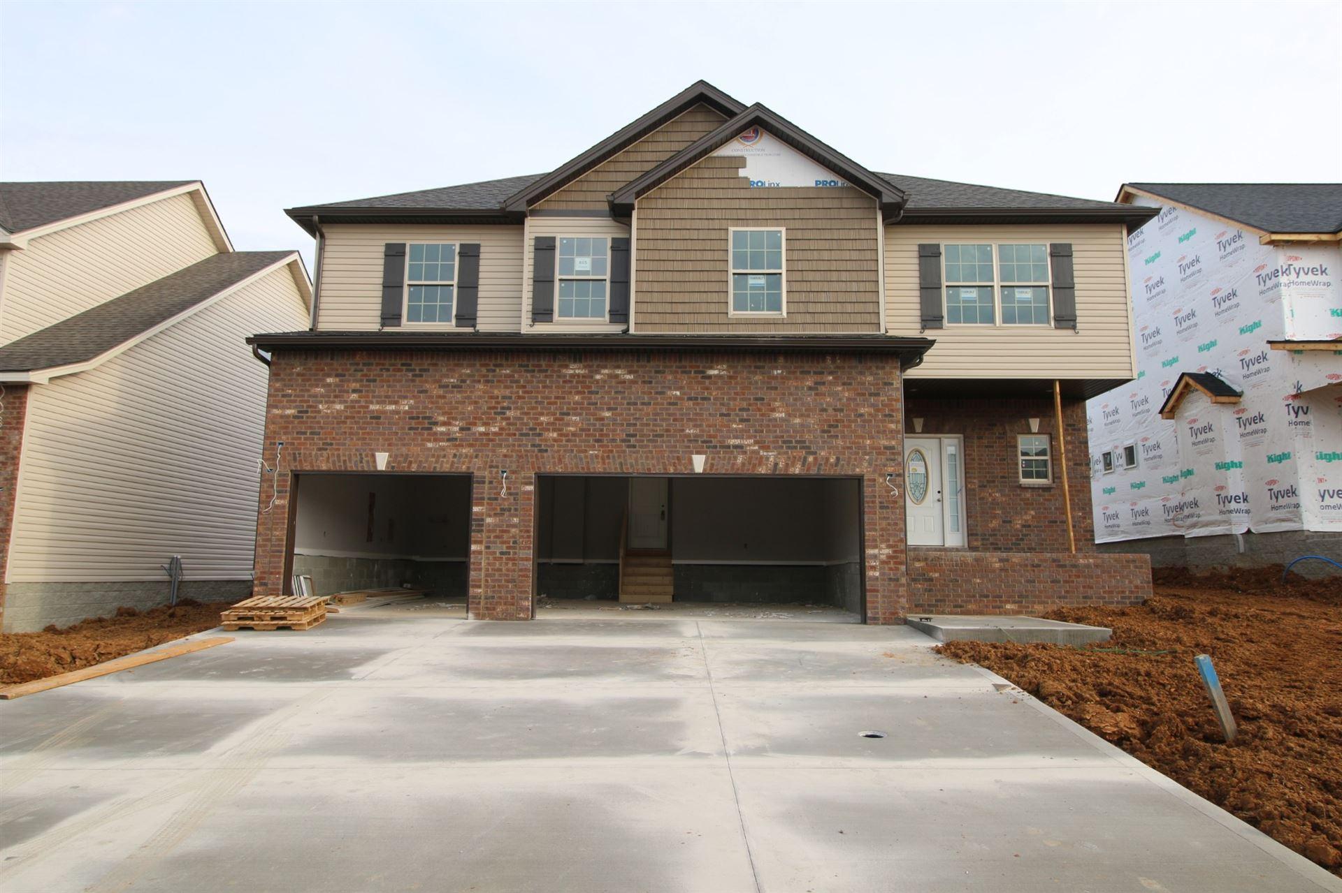 465 Autumn Creek, Clarksville, TN 37042 - MLS#: 2204437