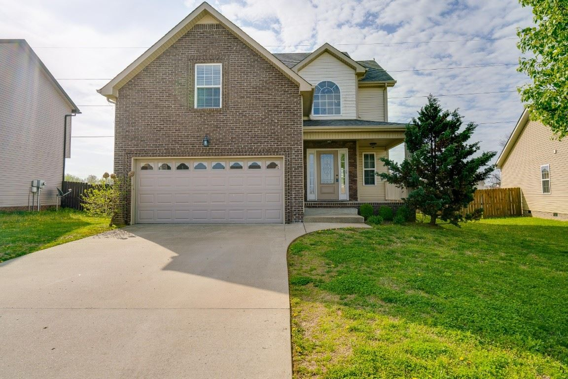 1030 Dwight Eisenhower Way, Clarksville, TN 37042 - MLS#: 2242437