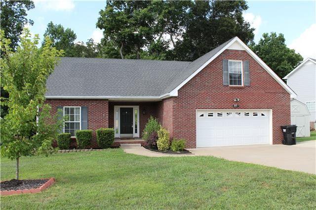 81 West Dr, Clarksville, TN 37040 - MLS#: 2255437