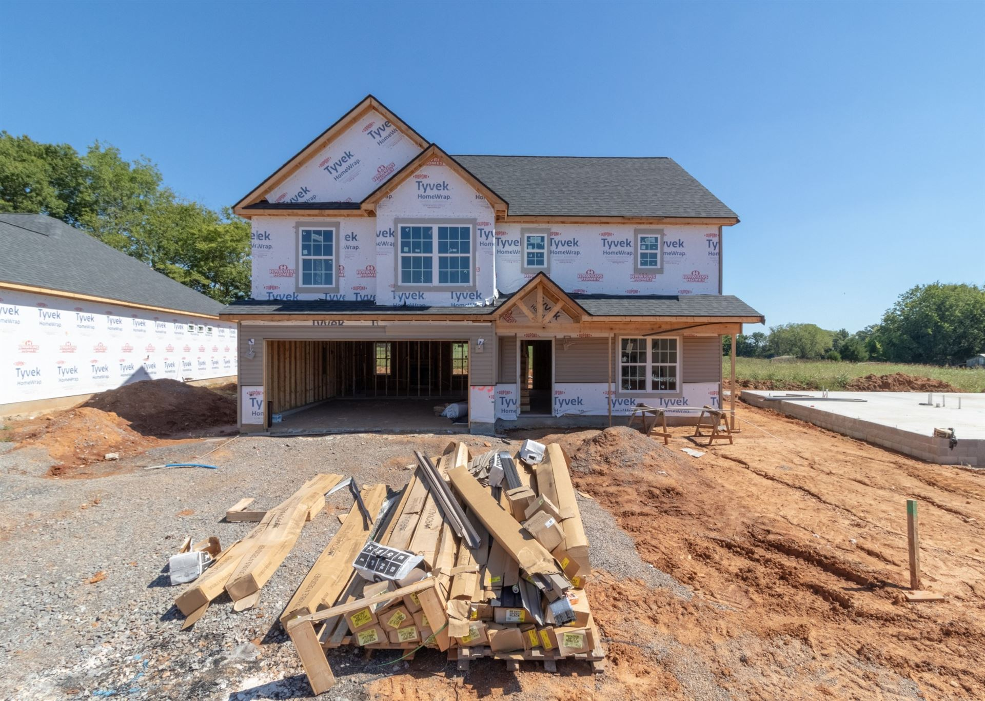 135 Mills Creek, Clarksville, TN 37042 - MLS#: 2282437