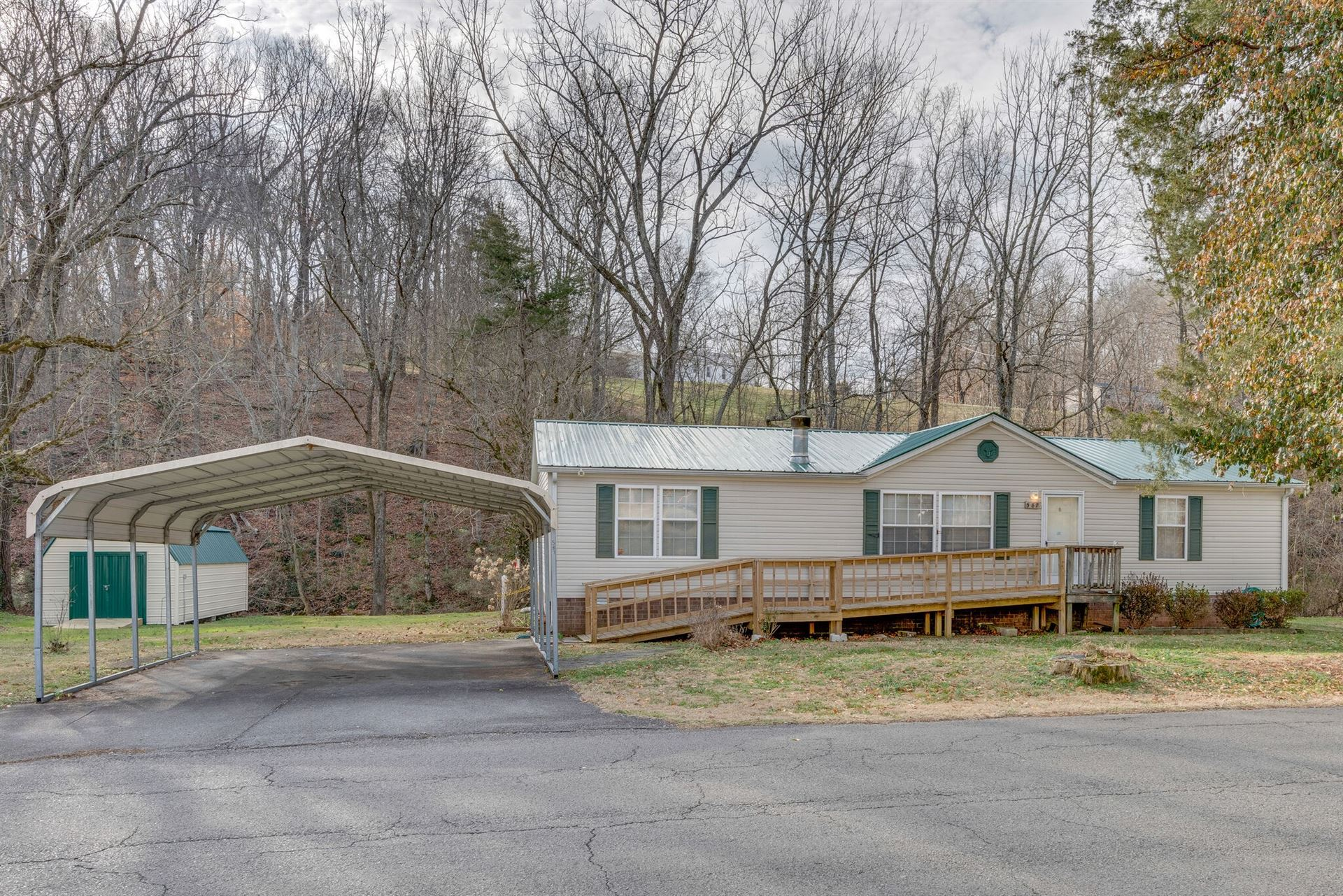 587 Water Street, Charlotte, TN 37036 - MLS#: 2216439