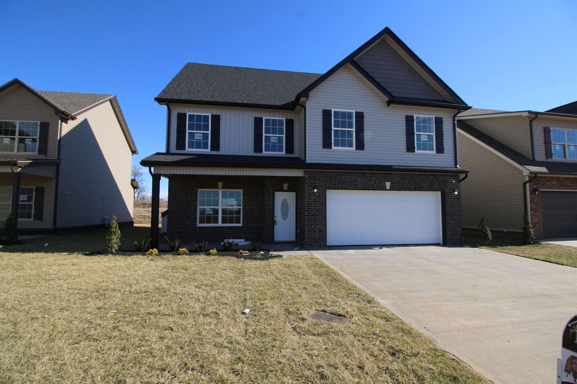 167 Mills Creek, Clarksville, TN 37042 - MLS#: 2298439