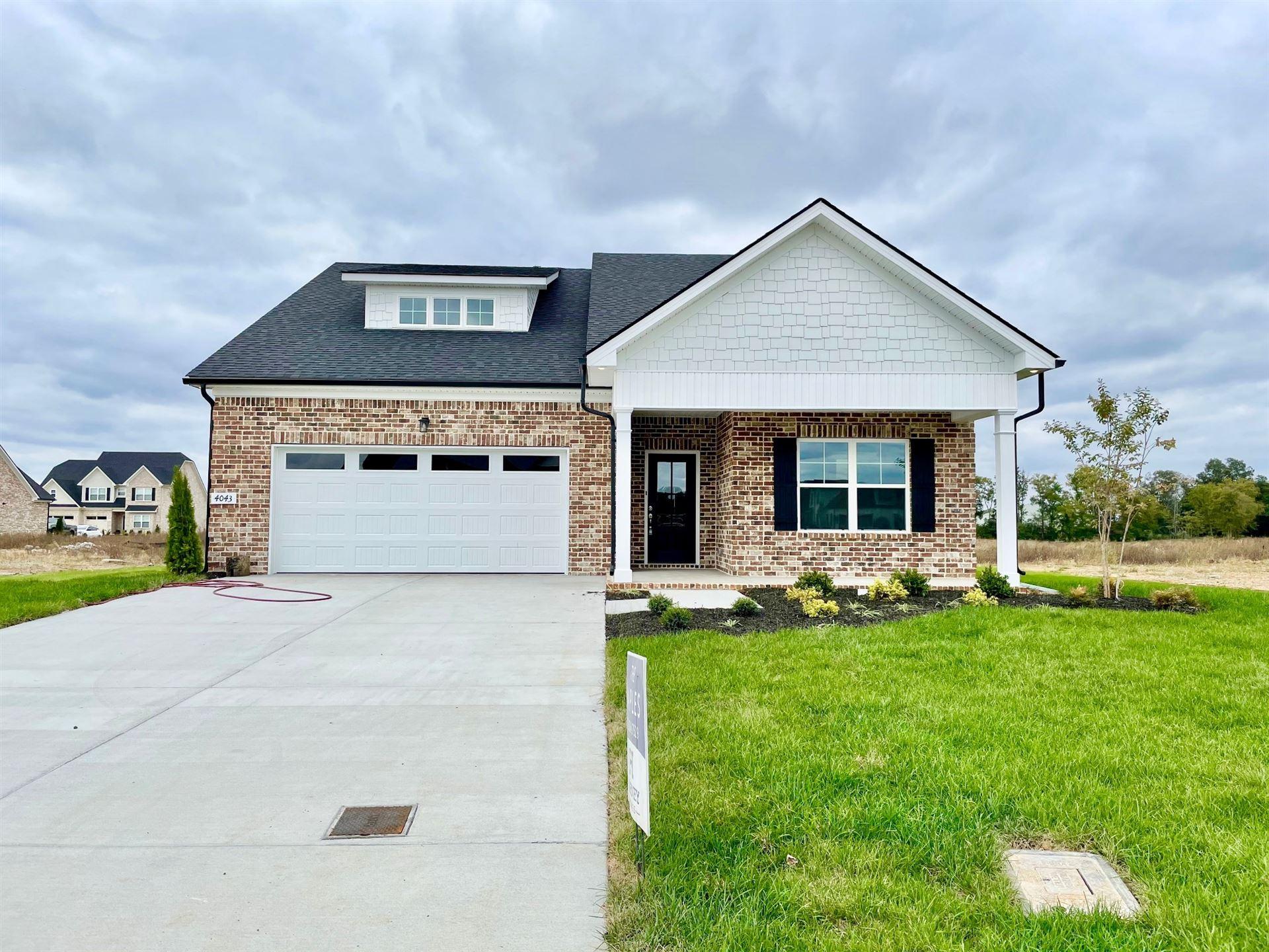 4043 Maples Farm Dr (Lot 138), Murfreesboro, TN 37127 - MLS#: 2302441