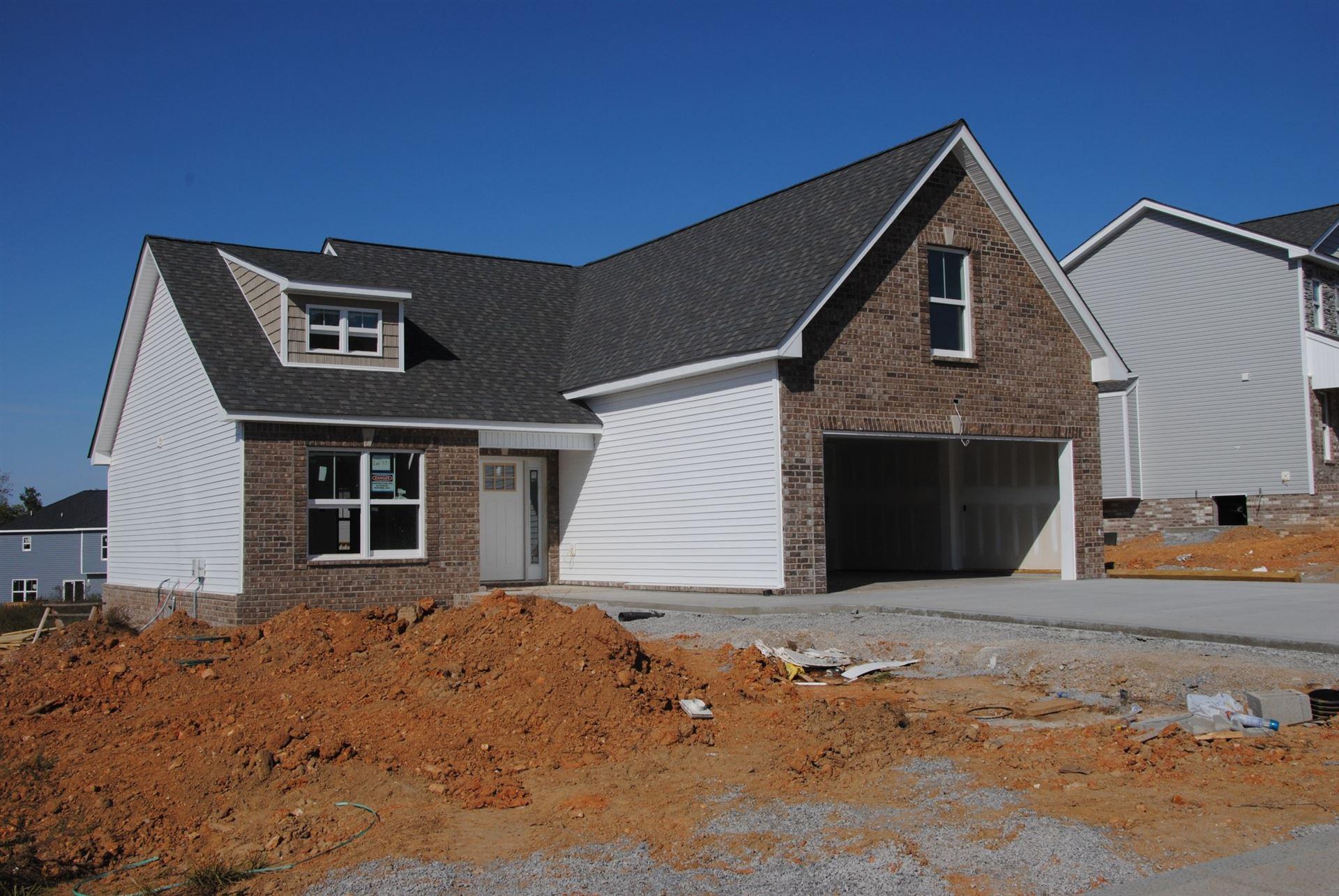 125 Tomahawk Pointe, Clarksville, TN 37040 - MLS#: 2184443
