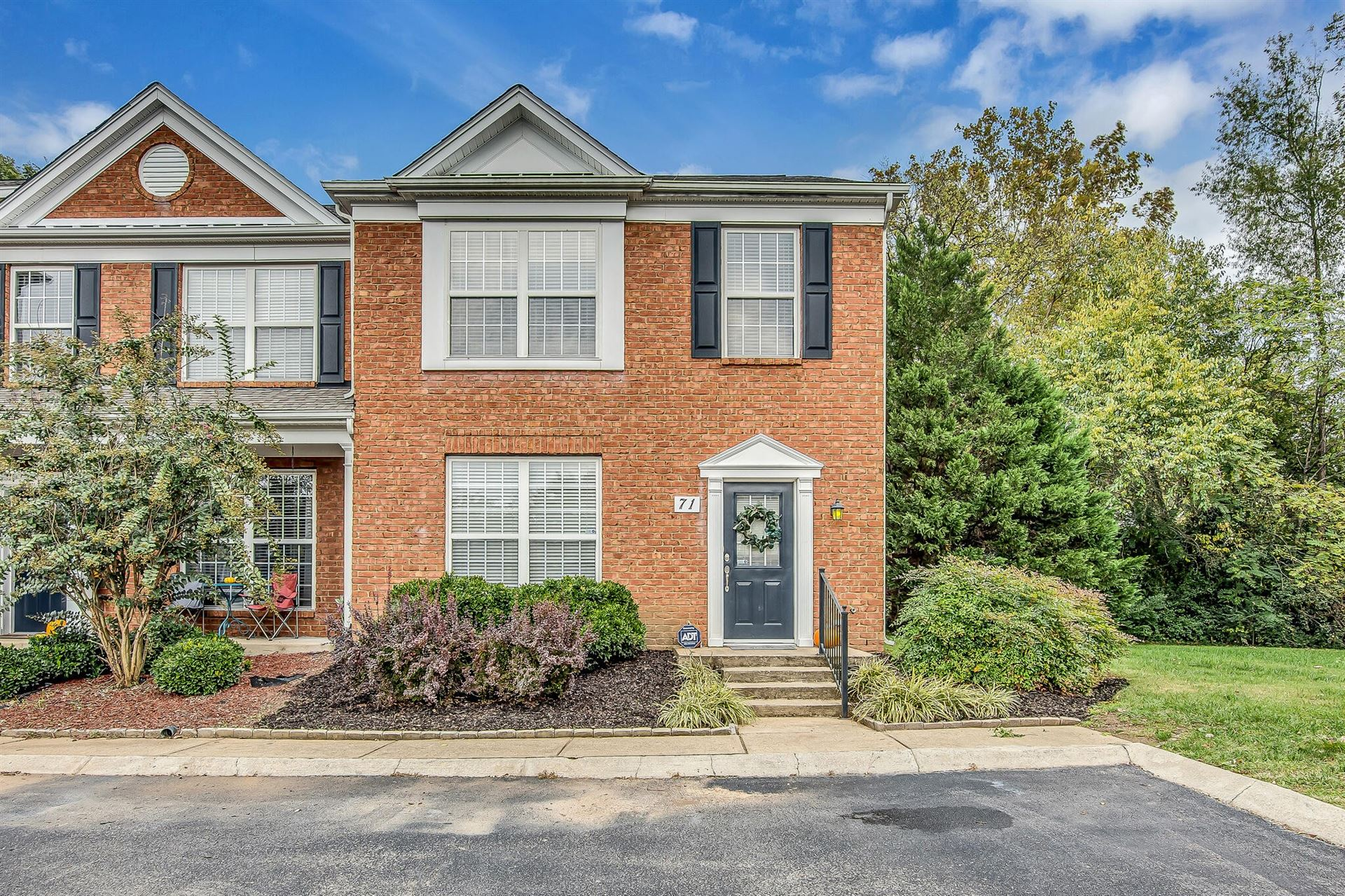 601 Old Hickory Blvd #71, Brentwood, TN 37027 - MLS#: 2200443