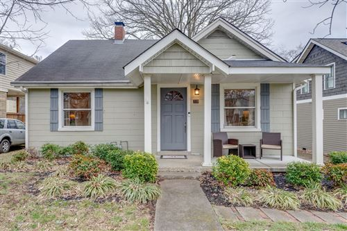 Photo of 110 39th AVE, N, Nashville, TN 37209 (MLS # 2126445)
