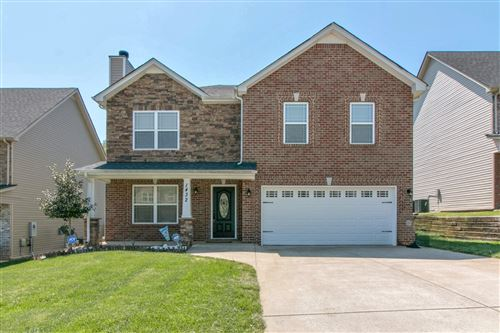 Photo of 1432 Brew Moss Dr, Clarksville, TN 37043 (MLS # 2178445)