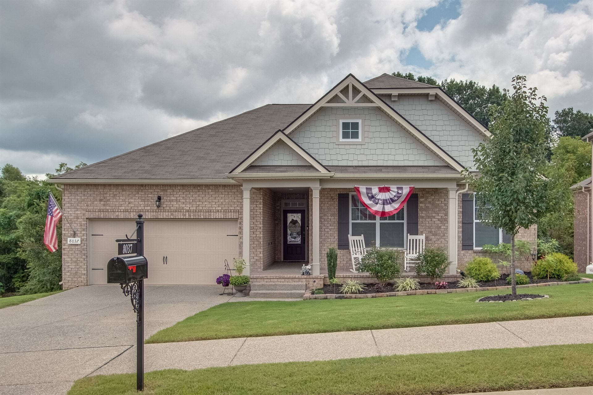 Photo of 8037 Forest Hills Drive, Spring Hill, TN 37174 (MLS # 2284445)